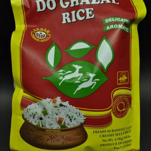 برنج دو غزال، تورنتو